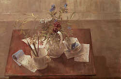 Still Life on a Small Table